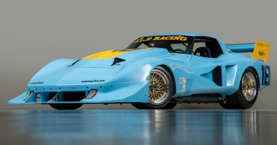 "Powerful Corvette IMSA ""SuperVette"" For Sale"