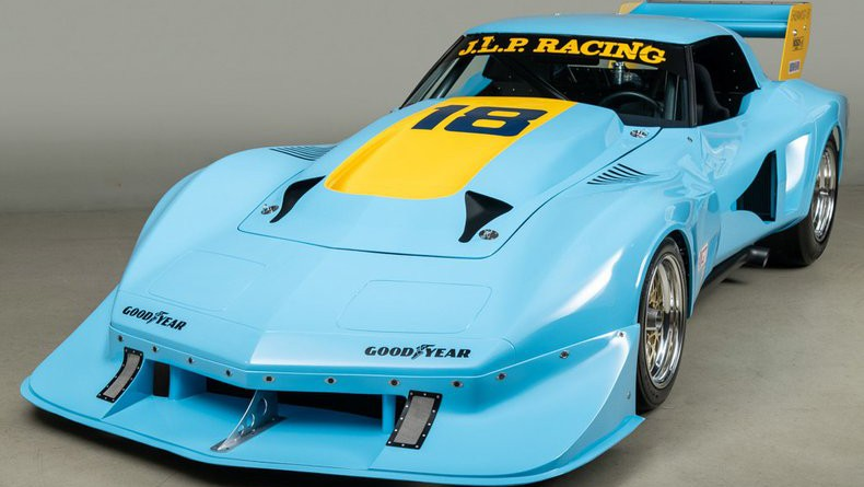 1977 Chevrolet Corvette IMSA SuperVette