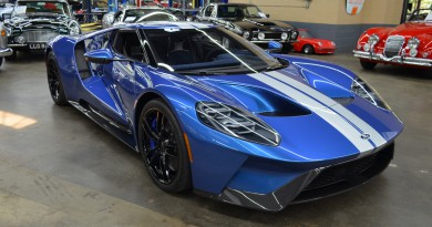 Liquid Blue Ford GT For Sale In Long Island