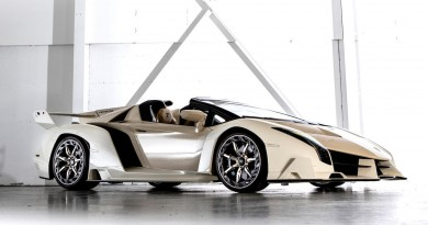 Veneno Roadster Is Most Expensive Lamborghini Ever Sold