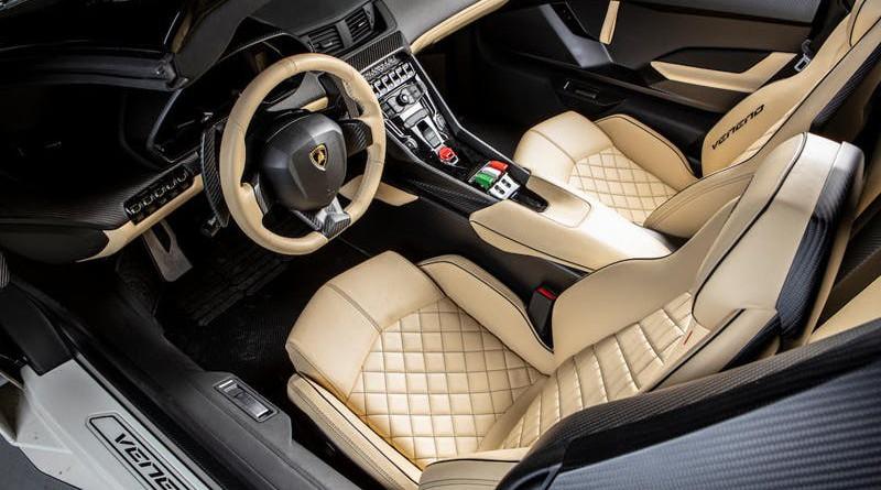 3.Lamborghini Veneno Roadster