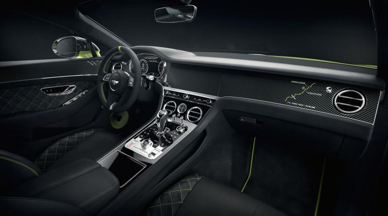 Bentley Continental GT Pikes Peak Edition