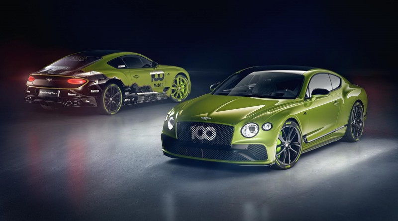 Bentley Continental GT Pikes Peak Edition