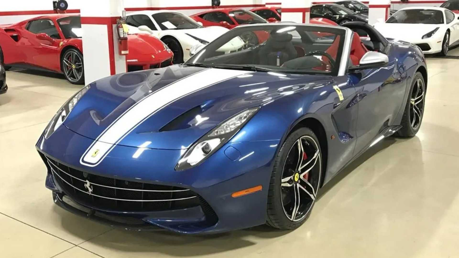 Dodge Cars For Sale >> 2016 Ferrari F60 America | Supercar Report