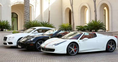 5 Luxury Cars That Have High Popularity in Dubai